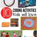 10 Coding Activities for Kids