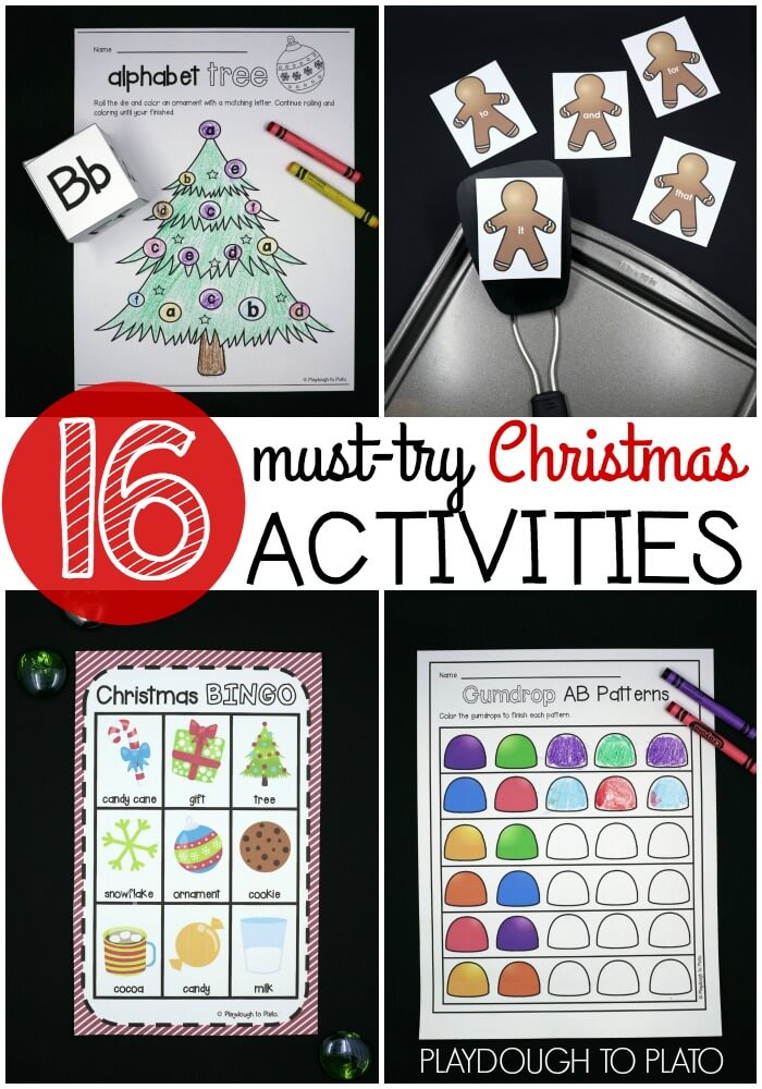 16 Must Try Christmas Activities