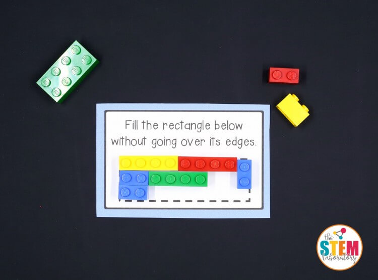 Awesome LEGO Challenge Cards! My little LEGO builders will love this STEM project.