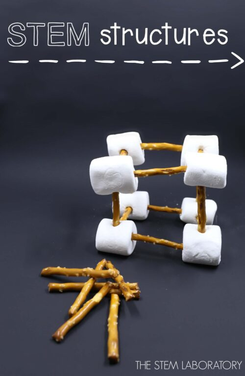 Pretzel And Marshmallow Structures The Stem Laboratory