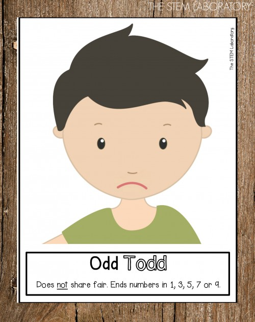 Free Odd Todd Posters!