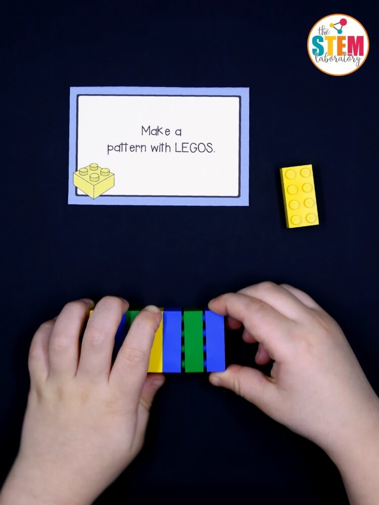 LEGO challenge cards for kids! Awesome STEM activity.