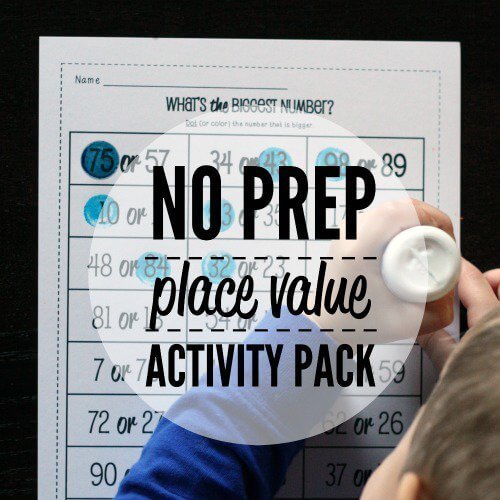 NO-PREP-Place-Value-Activity-Pack-500