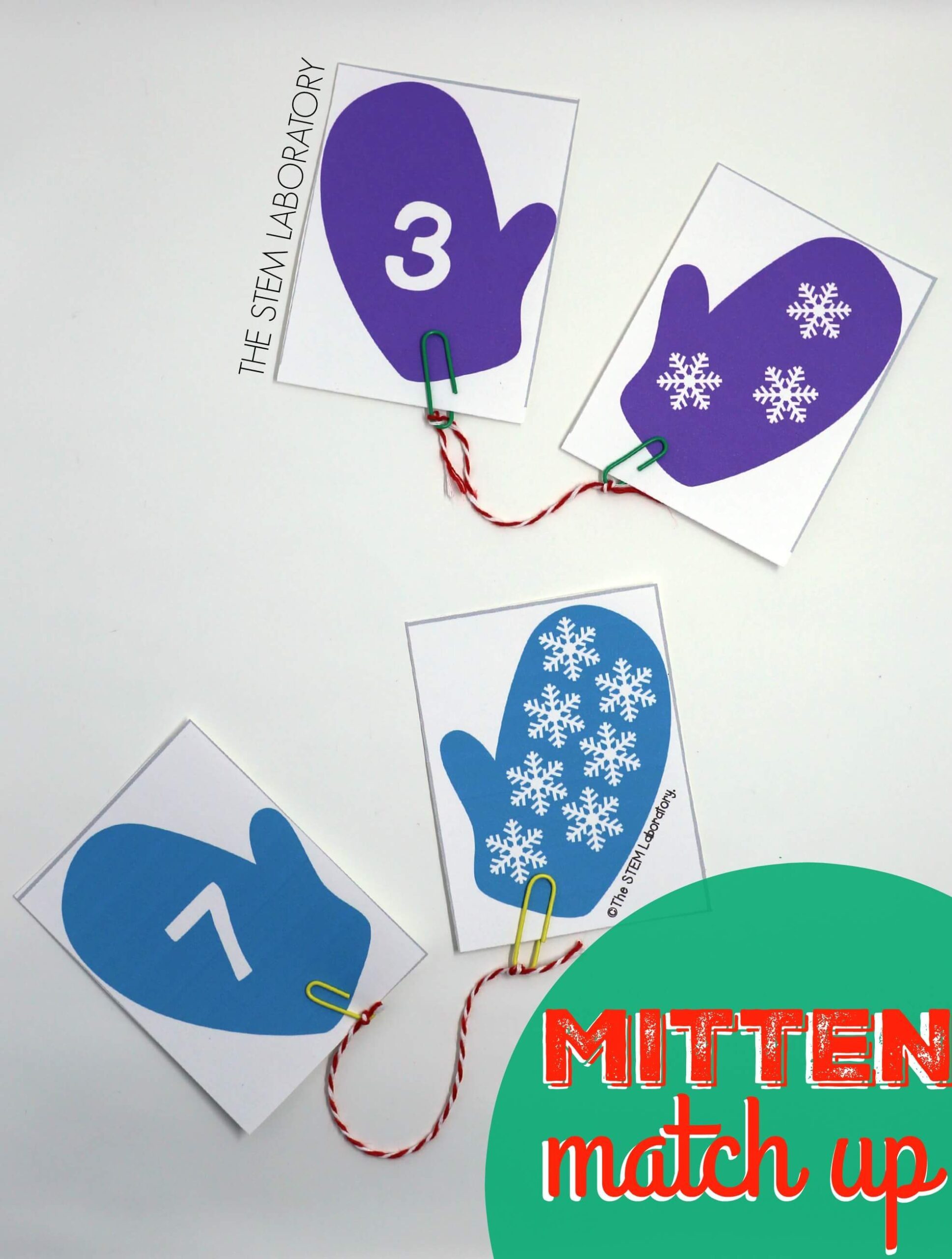 Winter Mitten Match Up