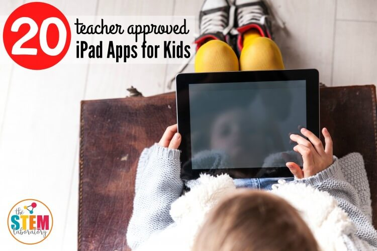 Teacher approved iPad apps for kids. Lots of great ideas - math games, building projects, reading apps...