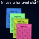 15 Brilliant Ways to Use a Hundred Chart