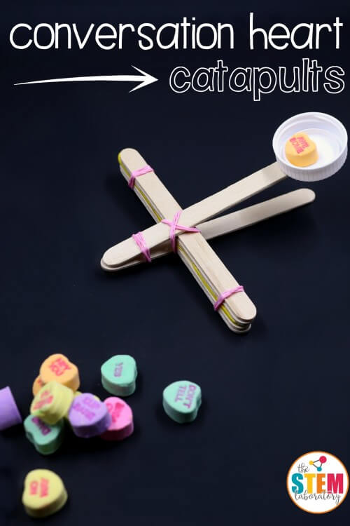 Conversation Heart Catapults