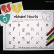 Great alphabet game for Valentine's Day! Color each letter to match the ABC heart.