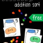 Jellybean Addition Sort