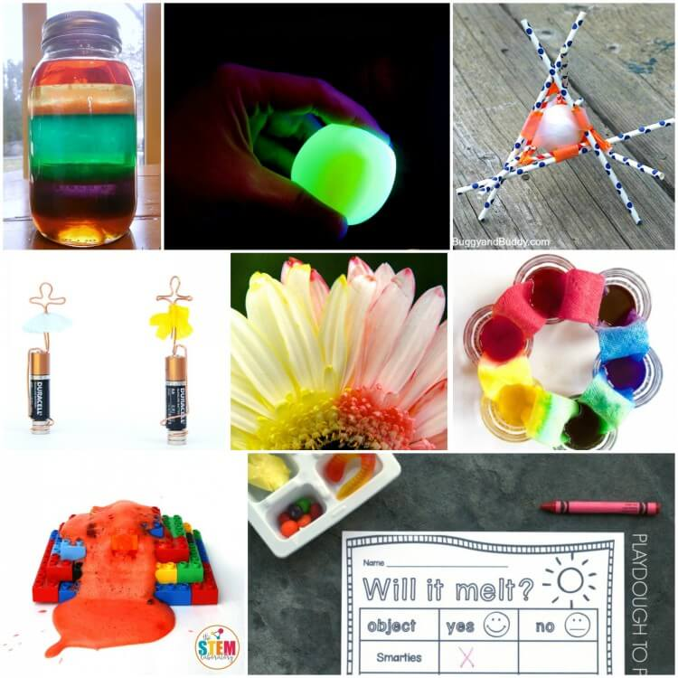 20 Fun Science Fair Projects for Kids!