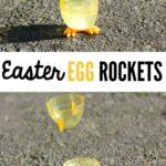 Easter Egg Rockets