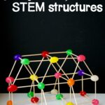 STEM Jellybean Structures