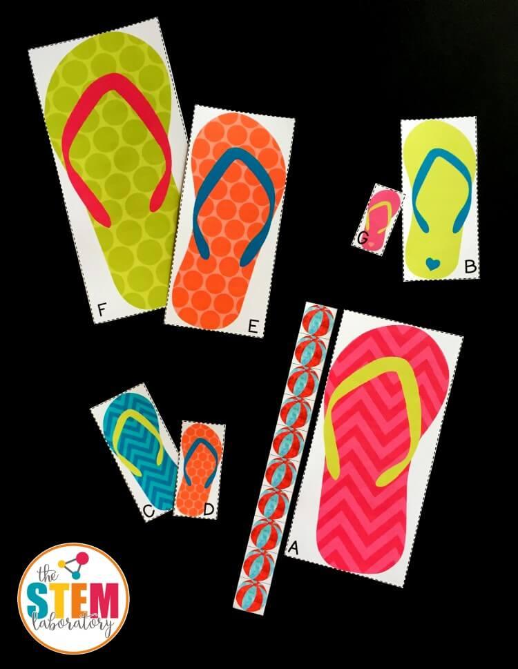 Flip Flop Measuring 4