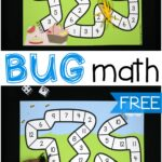 Bug Race Math Games
