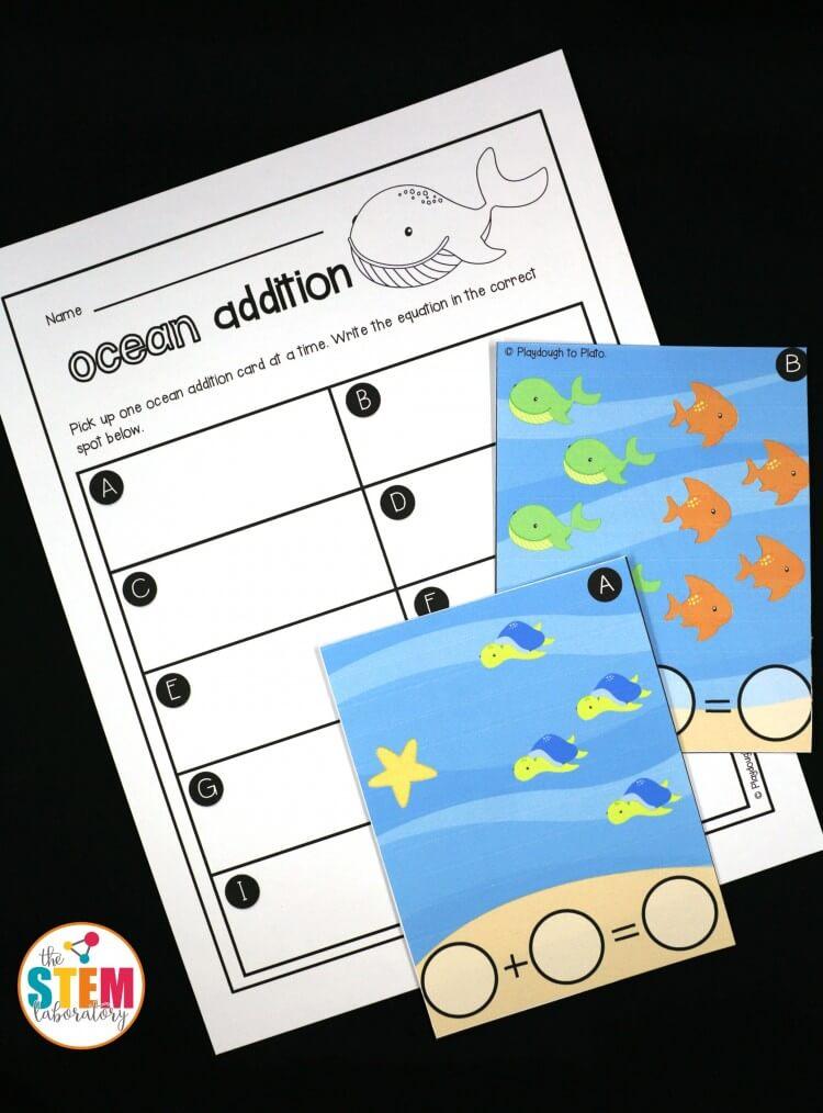 Ocean addition activity!