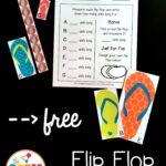 Flip Flop Measuring