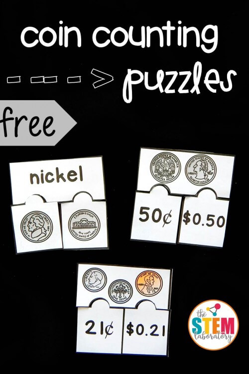 Coin Counting Puzzles
