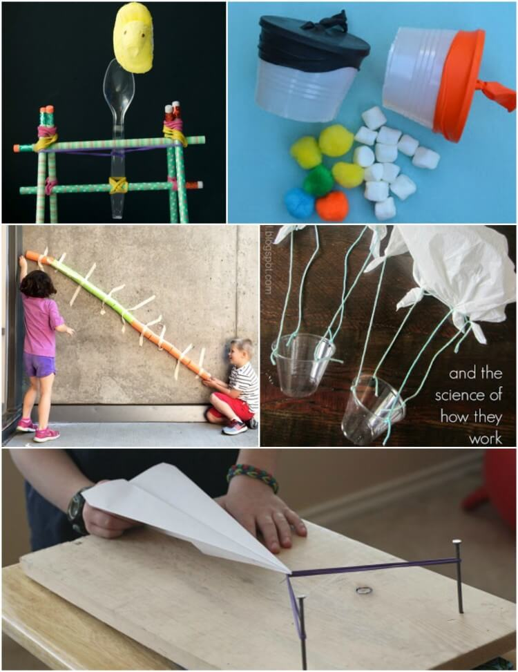 15 awesome backyard engineering projects for kids!
