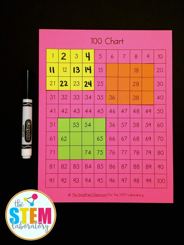 Free number sense mystery puzzles for first grade!