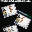Fun pet themed addition write and wipe cards!