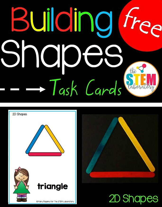 2D Shapes Sorting Activity - The Stem Laboratory