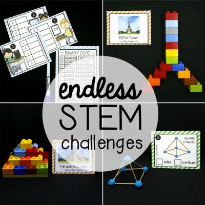 Endless STEM Challenges