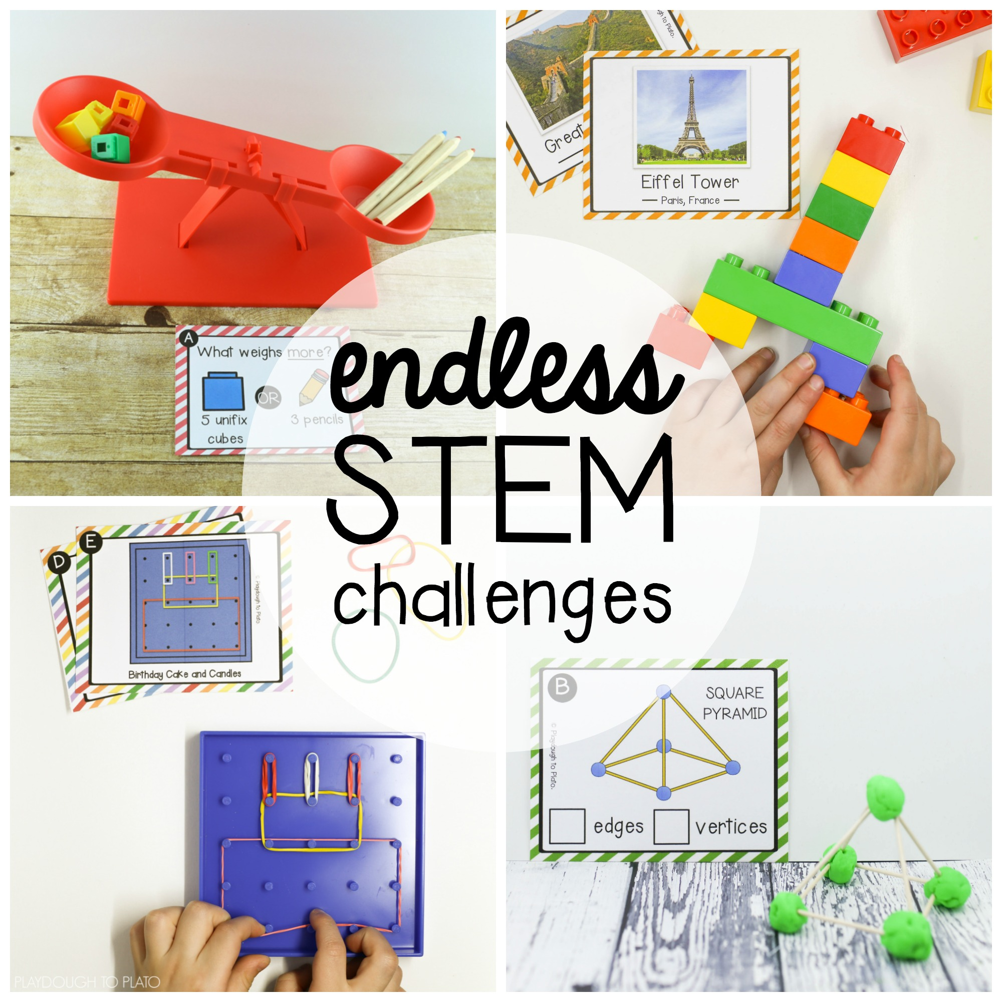 Endless STEM Challenge Bundle
