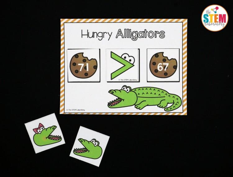 Greater than alligators!