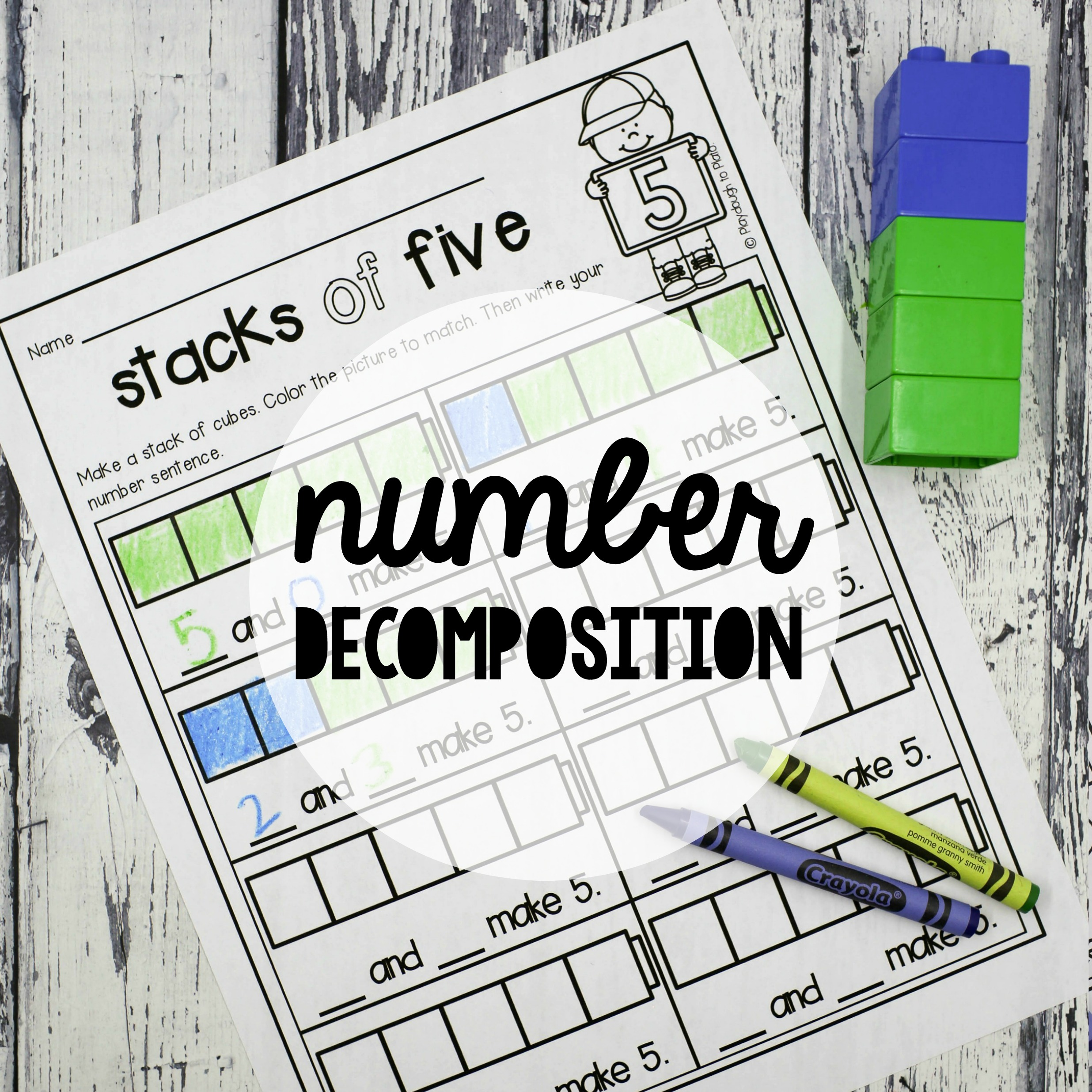 Number De position Activities Kids Will Love