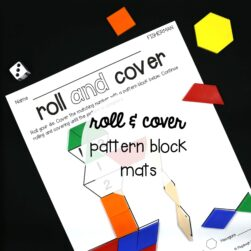 Roll and Cover Pattern Block Mats!
