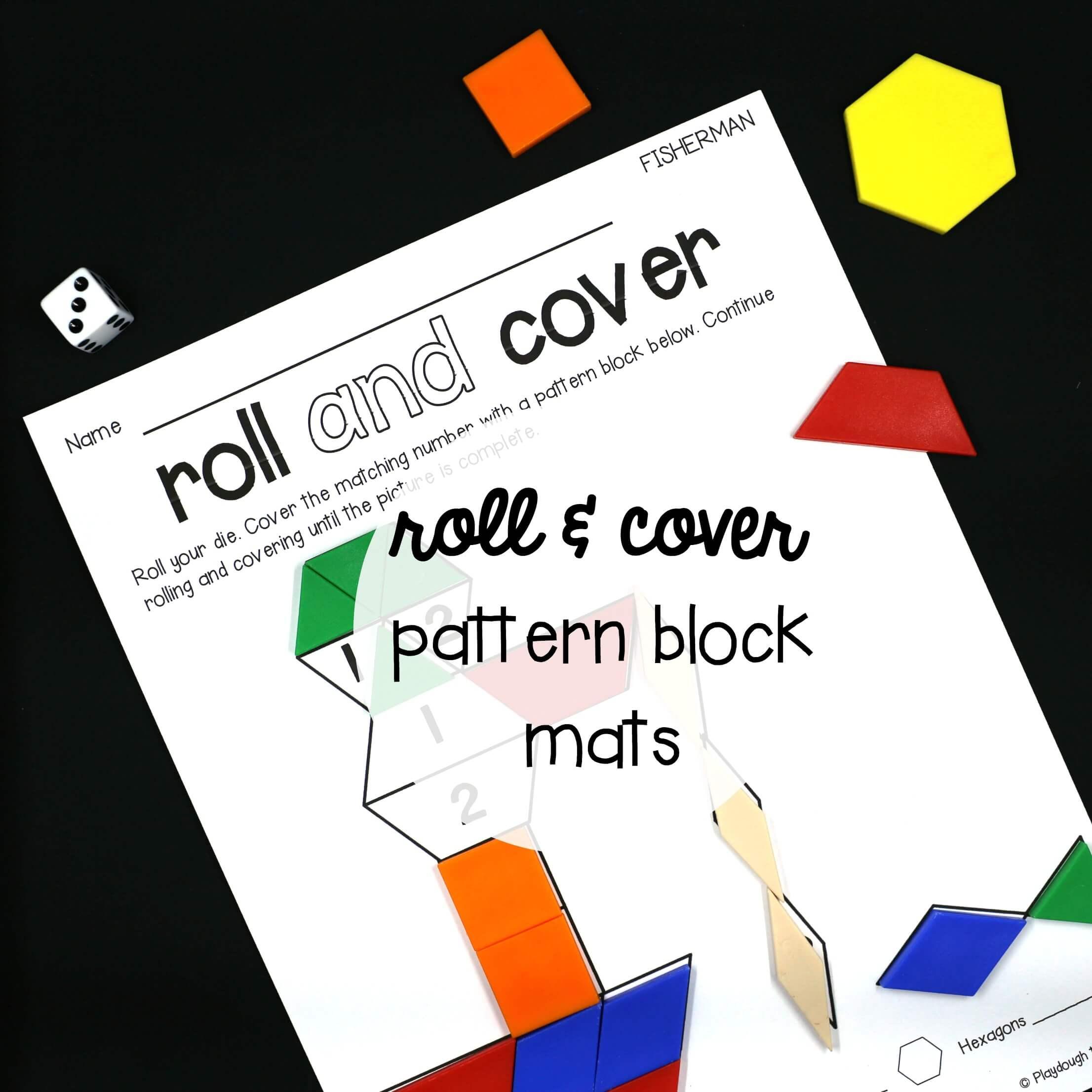 Pattern Block Mats Amazing Design Inspiration