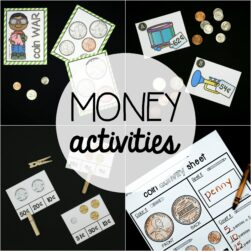 money-activity-pack