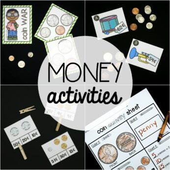 money-activity-pack
