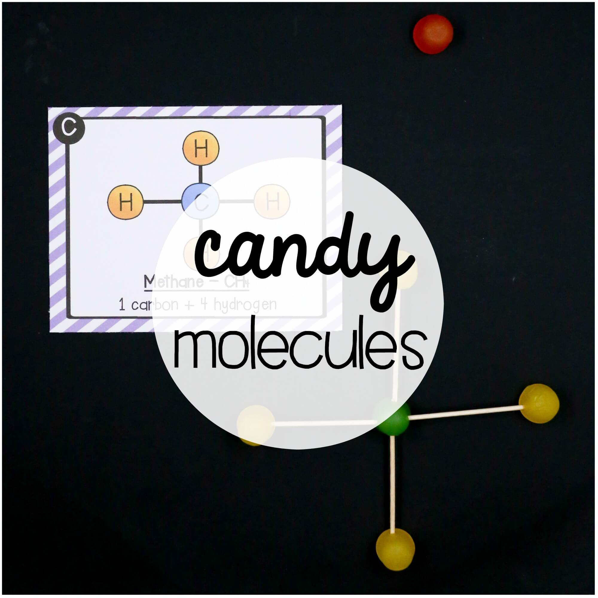 Molecules and Atoms Pack