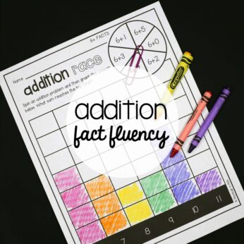 addition-fact-fluency-pack