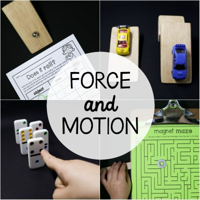 force-and-motion-activity-pack