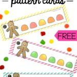 Gingerbread Pattern Cards