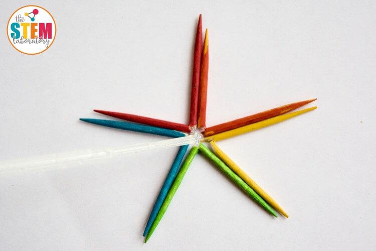 fun-kids-science-make-a-magic-toothpick-star