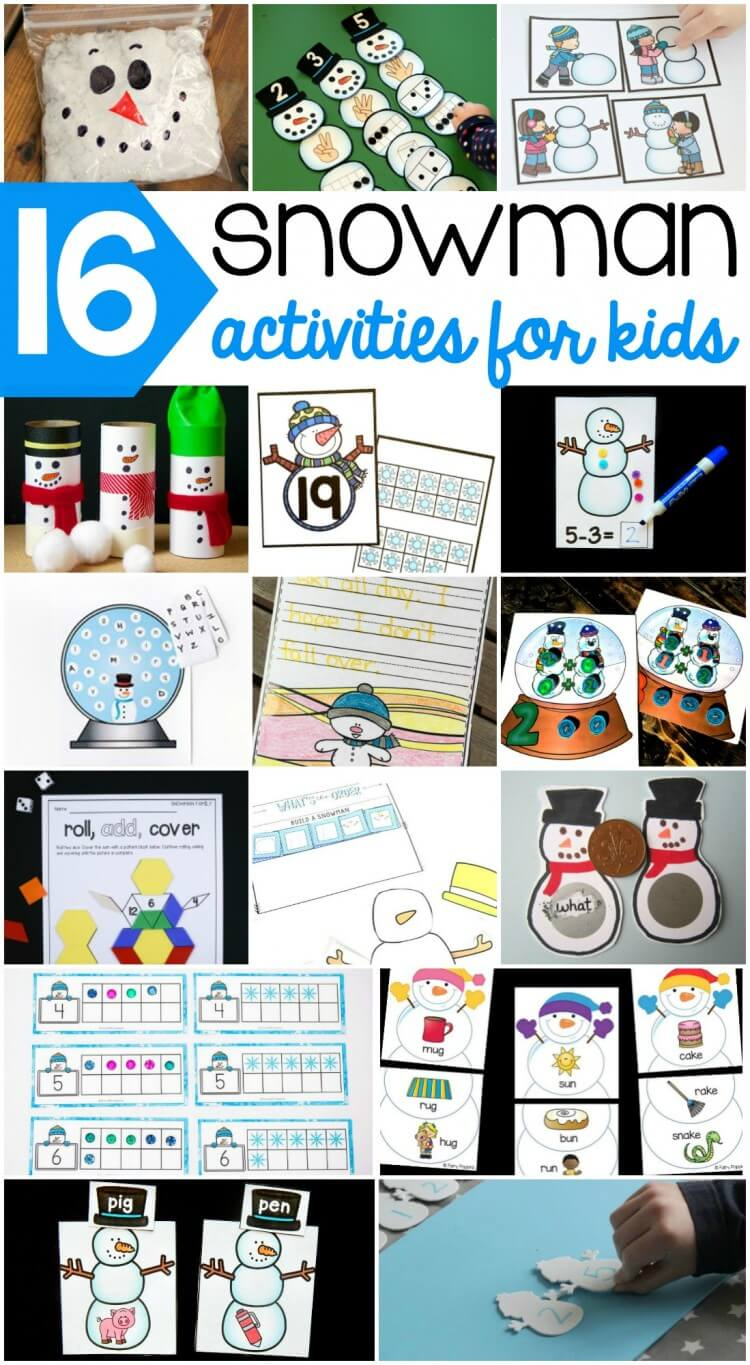 16-snowman-activities-for-kids