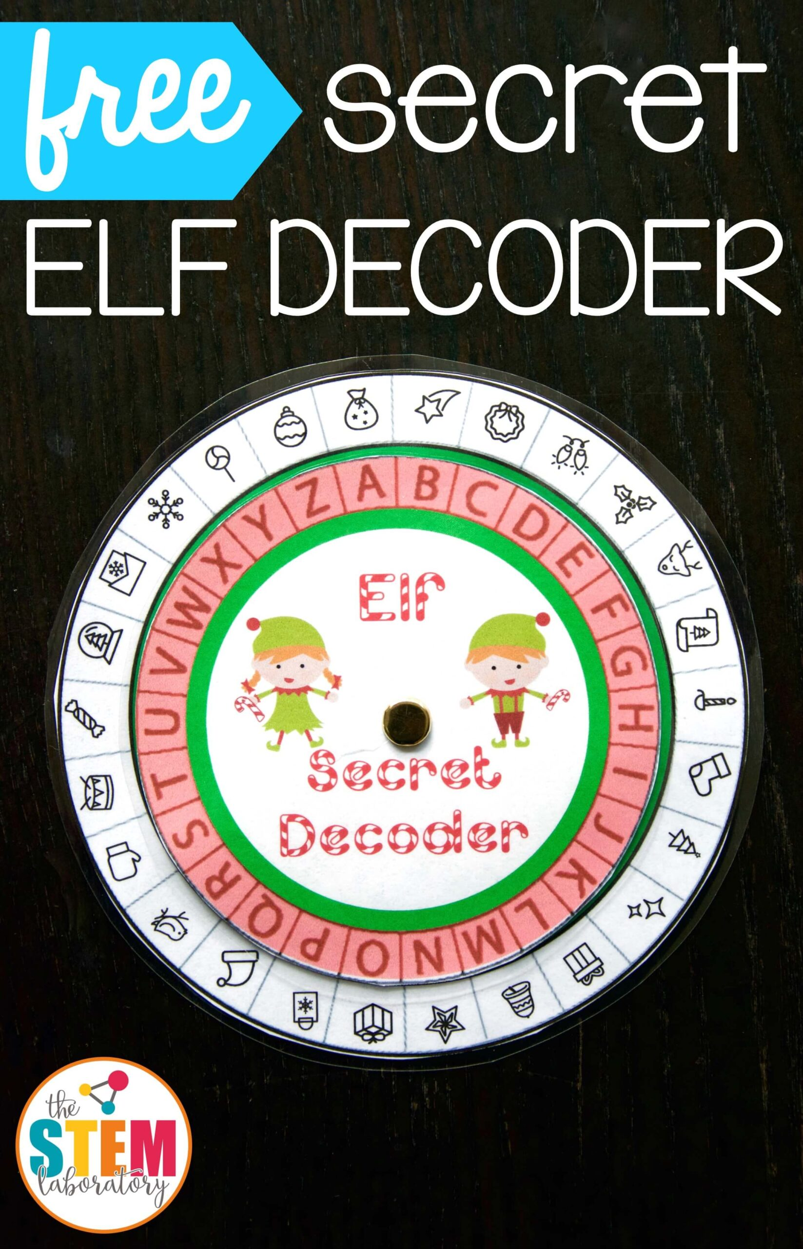 Elf Secret Message Decoder