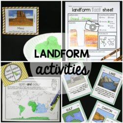 landform-activity-pack
