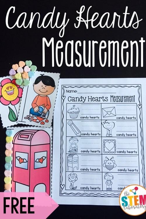 Conversation Heart Measurement