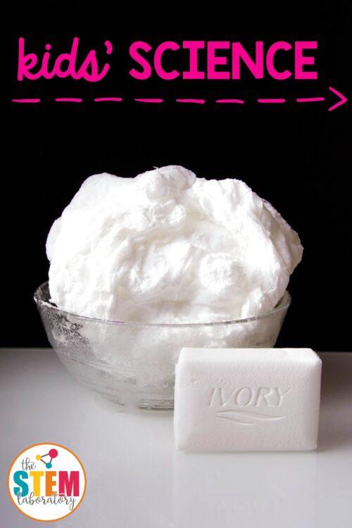 Amazing Expanding Ivory Soap