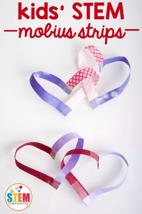 Möbius Strip Hearts