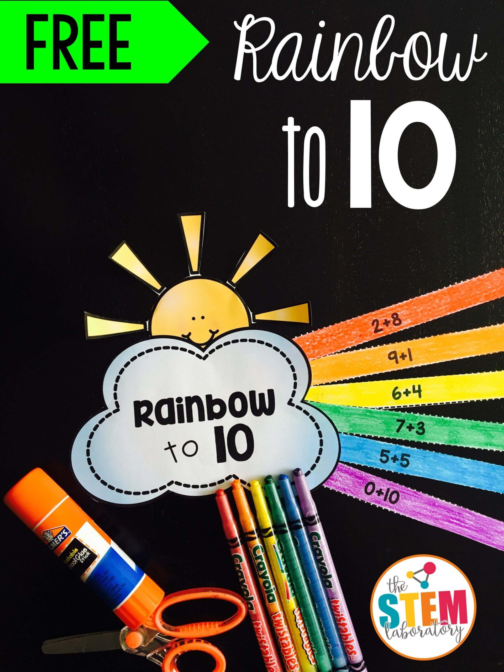 Rainbow to 10
