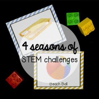 4 seasons of STEM challenges!