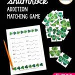 Shamrock Addition Game
