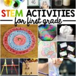 First Grade STEM Activities