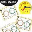 Elapsed Time STEM Cards!