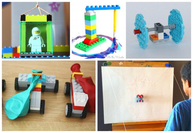 LEGO STEM Activities - The Stem Laboratory